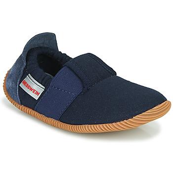 Čevlji  Otroci Nogavice Giesswein SOLL Modra