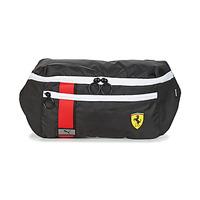 Torbice Moški Torbice za okrog pasu Puma Ferrari Race Waist Bag Črna / Rdeča / Rumena