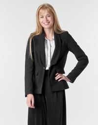 Oblačila Ženske Jakne & Blazerji Morgan VETINI Črna