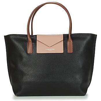 Torbice Ženske Nakupovalne torbe LANCASTER MAYA Črna