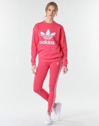 Oblačila Ženske Pajkice adidas Originals 3 STR TIGHT Rožnata