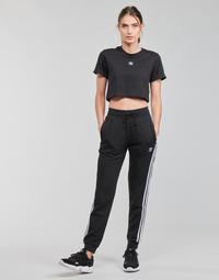 Oblačila Ženske Spodnji deli trenirke  adidas Originals SLIM PANTS Črna