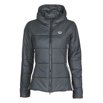 Oblačila Ženske Puhovke adidas Originals SLIM JACKET Črna