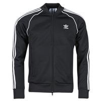 Oblačila Moški Športne jope in jakne adidas Originals SST TT P BLUE Črna