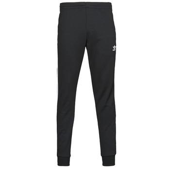 Oblačila Moški Spodnji deli trenirke  adidas Originals SST TP P BLUE Črna