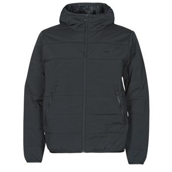 Oblačila Moški Puhovke adidas Originals LW ZT TRF HOODY Črna