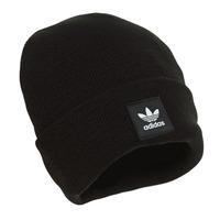 Tekstilni dodatki Kape adidas Originals AC CUFF KNIT Črna