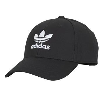Tekstilni dodatki Kape s šiltom adidas Originals BASEB CLASS TRE Črna