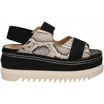 Čevlji  Ženske Sandali & Odprti čevlji Laura Bellariva PITONE WASH roccia