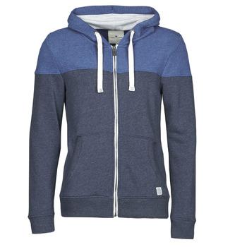 Oblačila Moški Puloverji Tom Tailor 1021268-10668 Modra