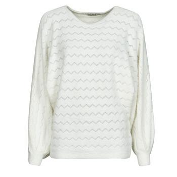 Oblačila Ženske Puloverji Molly Bracken T1302H20 Bež