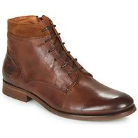 Čevlji  Moški Polškornji Kost HOWARD 35 Cognac