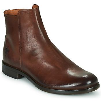 Čevlji  Moški Polškornji Kost NORMAN 35 Kostanjeva