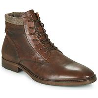 Čevlji  Moški Polškornji Kost VENTURA 46 Kostanjeva