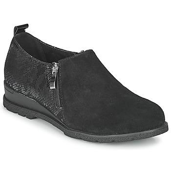 Čevlji  Ženske Čevlji Derby Damart 64290 Črna