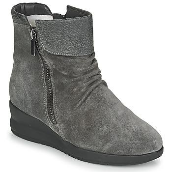 Čevlji  Ženske Polškornji Damart 64305 Siva