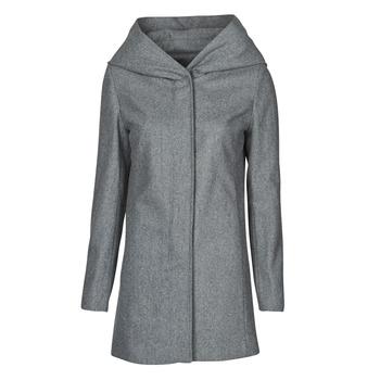 Oblačila Ženske Plašči Moony Mood NANTE Siva