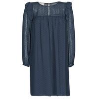 Oblačila Ženske Kratke obleke Moony Mood BREYAT Modra