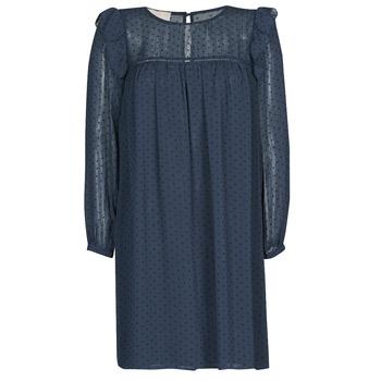 Oblačila Ženske Kratke obleke Moony Mood NIORT Modra