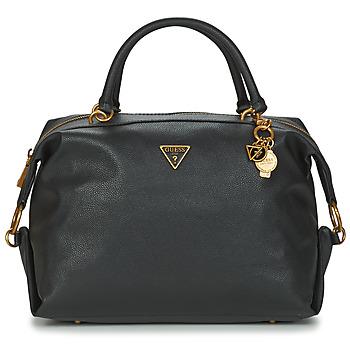 Torbice Ženske Ročne torbice Guess DESTINY SATCHEL Črna