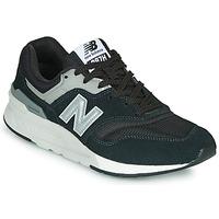 Čevlji  Moški Nizke superge New Balance 997 Črna / Silver