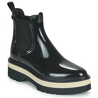 Čevlji  Ženske škornji za dež  Lemon Jelly NETTY Črna