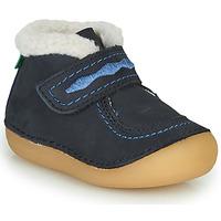 Čevlji  Deklice Polškornji Kickers SOETNIC Modra