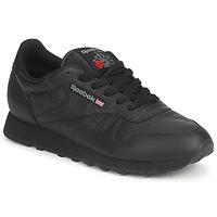 Čevlji  Nizke superge Reebok Classic CLASSIC LEATHER Črna