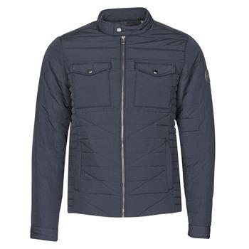 Oblačila Moški Puhovke Teddy Smith B-JEFFER Modra