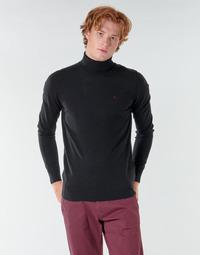 Oblačila Moški Puloverji Teddy Smith P-LOKI Črna