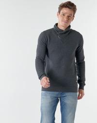 Oblačila Moški Puloverji Teddy Smith P-SIMON Črna