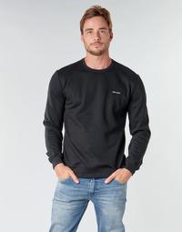Oblačila Moški Puloverji Teddy Smith S-NARK RC Črna