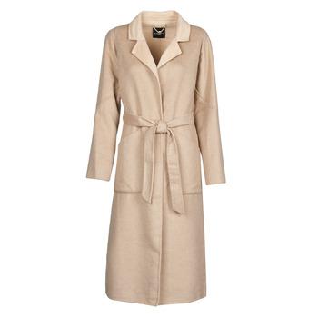 Oblačila Ženske Plašči Marciano DAIMON COAT Bež
