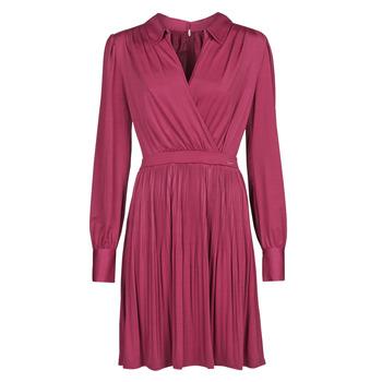Oblačila Ženske Kratke obleke Marciano PLAYA DRESS Bordo