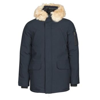 Oblačila Moški Parke Schott NELSON20 Modra