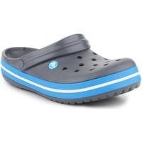 Čevlji  Moški Natikači Crocs Crocband  11016-07W grey