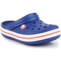 Čevlji  Otroci Sandali & Odprti čevlji Crocs Crocband Clog K 204537-4O5 navy