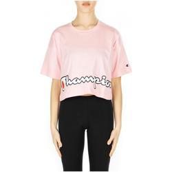 Oblačila Ženske Majice s kratkimi rokavi Champion CREWNECK T-SHIRT ps024-cnp