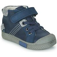 Čevlji  Dečki Visoke superge Mod'8 HERY Modra