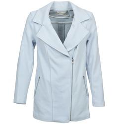 Oblačila Ženske Plašči Naf Naf AIMART Modra