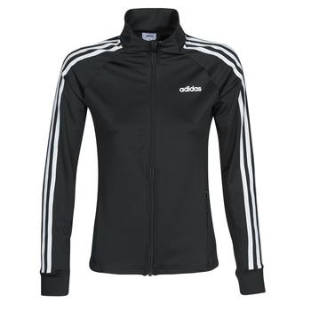 Oblačila Ženske Športne jope in jakne adidas Performance W D2M 3S TT Črna