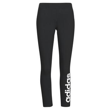 Oblačila Ženske Pajkice adidas Performance W E LIN TIGHT Črna