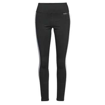 Oblačila Ženske Pajkice adidas Performance W D2M 3S HR LT Črna