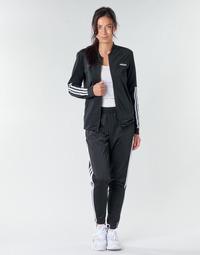 Oblačila Ženske Trenirka komplet adidas Performance WTS BACK2BAS 3S Črna