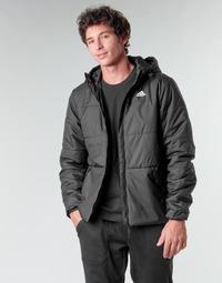 Oblačila Moški Puhovke adidas Performance BSC HOOD INS J Črna