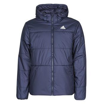 Oblačila Moški Puhovke adidas Performance BSC HOOD INS J Inkoust / Légende