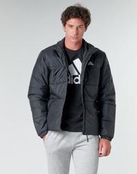 Oblačila Moški Puhovke adidas Performance BSC 3S INS JKT Črna