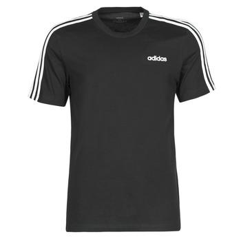 Oblačila Moški Majice s kratkimi rokavi adidas Performance E 3S TEE Črna