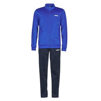Oblačila Moški Trenirka komplet adidas Performance MTS BASICS Modra
