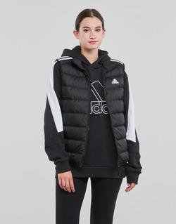 Oblačila Moški Puhovke adidas Performance ESS DOWN VEST Črna
